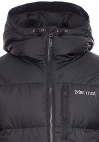 Marmot Guides Down Hoodie Herren black